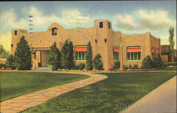 Public Library Albuquerque New Mexico
