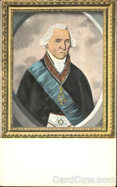 The Williams Picture Of Washington Art Freemasonry