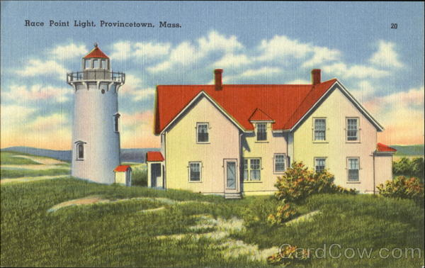 Race Point Light Provincetown Massachusetts