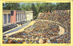 The Greek Theatre, University of California