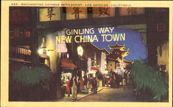 Ginling Way New China Town