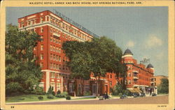 Majestic Hotel, Annex And Bath House
