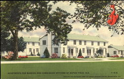 Apartments For Married Non-Commission Officers Of Napier Field