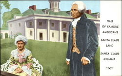 George And Martha Washington