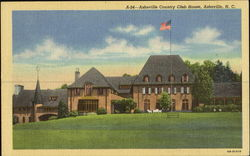 Asheville County Club House
