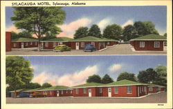 Sylacauga Motel, 65 Rooms - 65 Tiled Baths