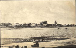 Shore Front, Waterbury Avenue To Webster Point