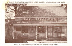 Wiggins Old Tavern And Hotel Northampton