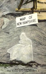Map Of New Hampshire, White Mountain Glacial Park