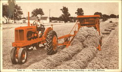 Allis-Chalmers Model WD Tractor The Roto-Baler