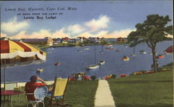 Lewis Bay, Cape Cod