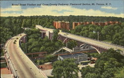 Broad Street Viaduct And Cross County Parkway, Fleetwood Section