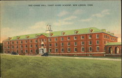 Chase Hall, Coast Guard Academy