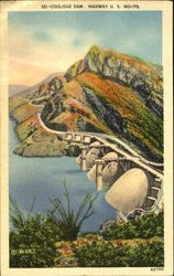 Coolidge Dam, Highway U. S. 180-70