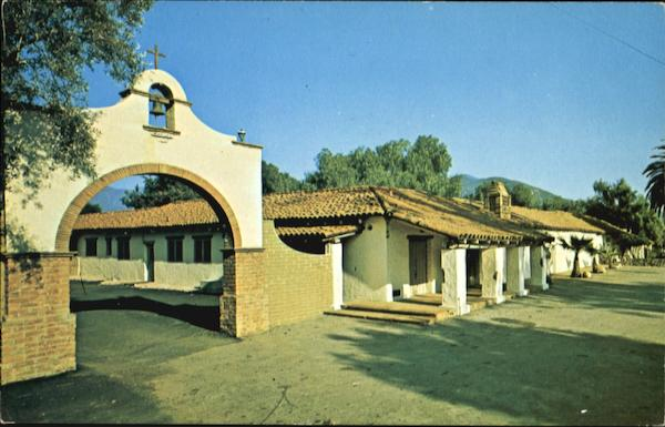 Mission San Antonio De Pala California