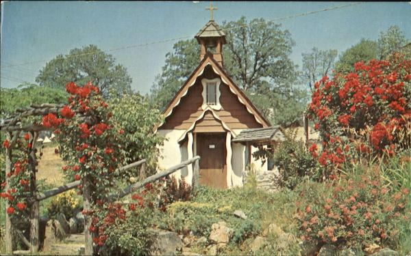 the little wedding chapel rough and ready  ca
