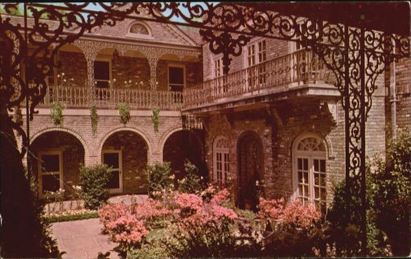 Bellingrath Gardens Near Mobile