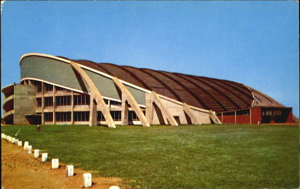State Coliseum, Alabama Agricultural Center Montgomery