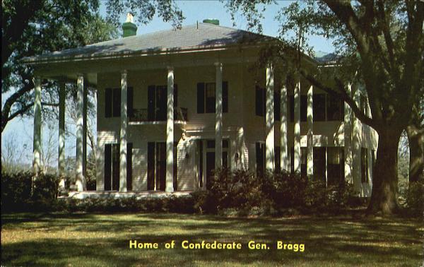 Historic Braxton Bragg...