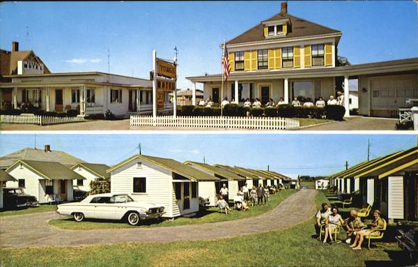 Young's Motel And Cabins, 377 Ocean Blvd Hampton Beach New Hampshire
