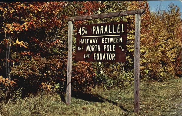 45Th Parallel Stewartstown New Hampshire