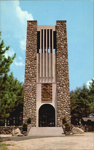 Cathedral Of The Pines Rindge New Hampshire