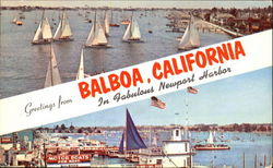 Greetings From Balboa