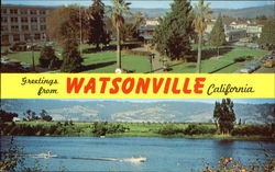 Greetings From Watsonville