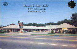 Shamrock Motor Lodge, U. S. 11 and State 32 and 38 at 85th Street