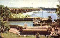 Wilson Dam And Locks