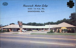 Shamrock Motor Lodge, 8420 1st Ave.