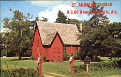 St. Andrews Church, U. S. 80