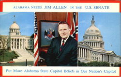 Alabama Needs Jim Allen In The U. S. Senate