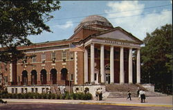 University Of Alabama Postcard