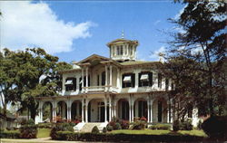 Burchfield Home Postcard