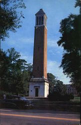 Denny Chimes, University of Alabama