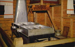 Maple Syrup Making Evaporator, Route 25