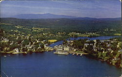 Air View Of Wolfeboro