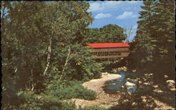 Swift River Covered Bridge No. 47