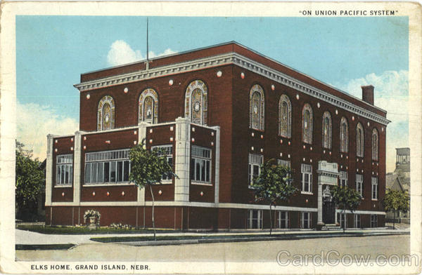 Elks Home Grand Island Nebraska