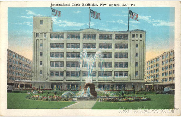 International Trade Exhibiton New Orleans Louisiana
