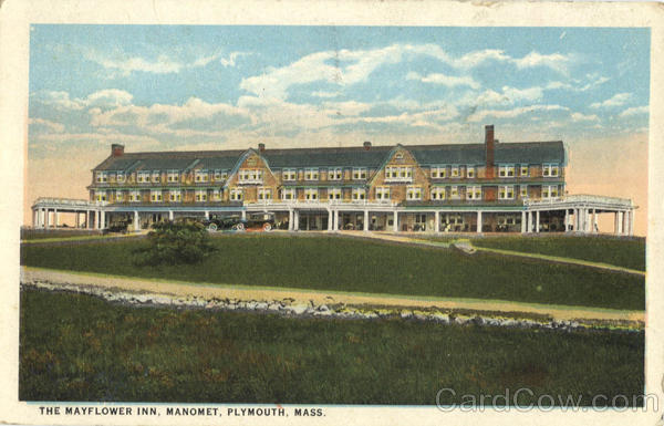 The Mayflower Inn, Manomet Plymouth Massachusetts