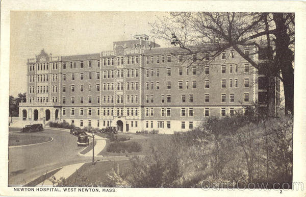 Newton Hospital West Newton Massachusetts