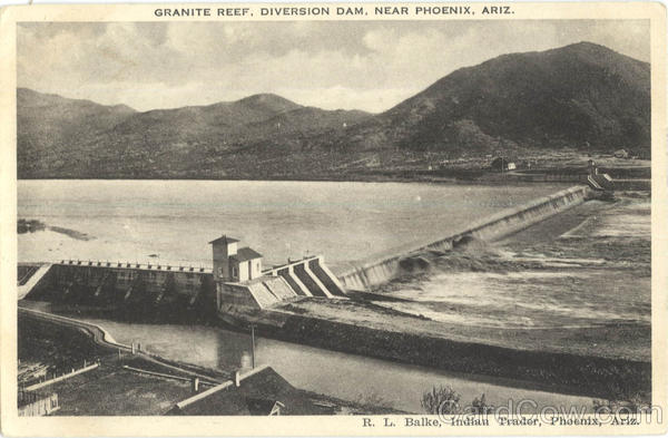 Granite Reef, Diversion Dam Phoenix Arizona