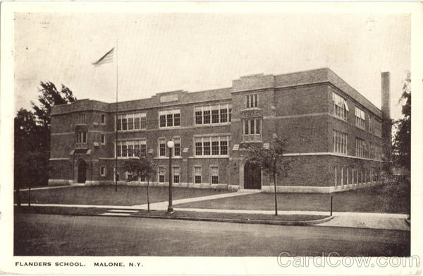 Flanders School Malone New York