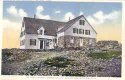 Tip Top House, Moosilauke Postcard