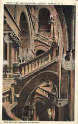 Great Western Staircase, Capitol