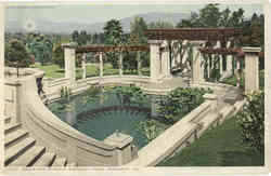 Basin And Pergola, Kimberly Crest