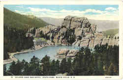 Sylvan Lake And Hotel, State Park