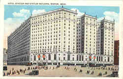 Hotel Statler and Statler Building
